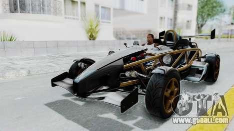 Ariel Atom 500 V8 for GTA San Andreas