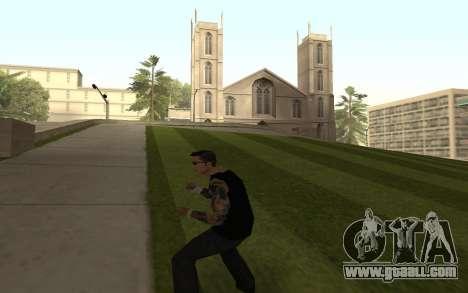 Wuzimu for GTA San Andreas third screenshot