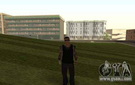 Wuzimu for GTA San Andreas