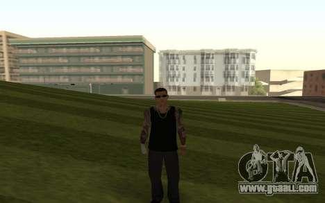 Wuzimu for GTA San Andreas