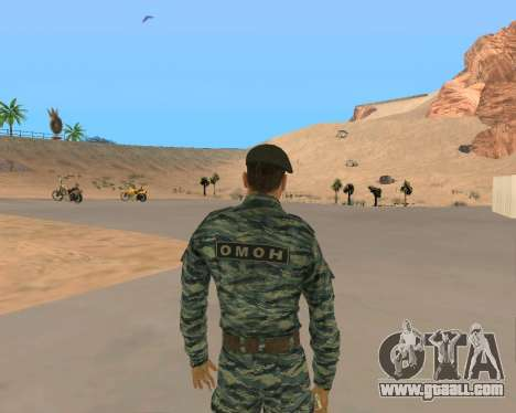 Pak Russian Military for GTA San Andreas twelth screenshot