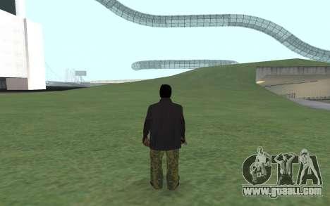 New Ballas 3 for GTA San Andreas second screenshot