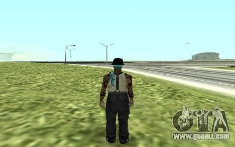 San Fierro Rifa Member for GTA San Andreas second screenshot