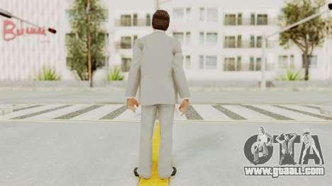 Scarface Tony Montana Suit v1 for GTA San Andreas third screenshot