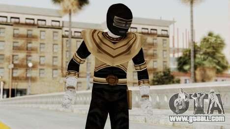 Power Ranger Zeo - Gold for GTA San Andreas