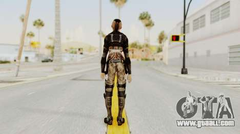 Mass Effect 3 Jack for GTA San Andreas third screenshot