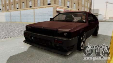 Blista CRX for GTA San Andreas