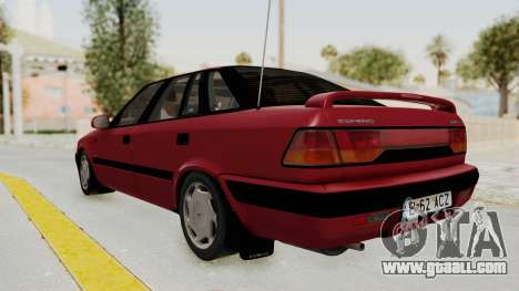 Daewoo Espero 1.5 GLX 1996 v2 Final for GTA San Andreas left view