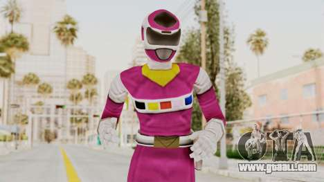 Power Rangers In Space - Pink for GTA San Andreas