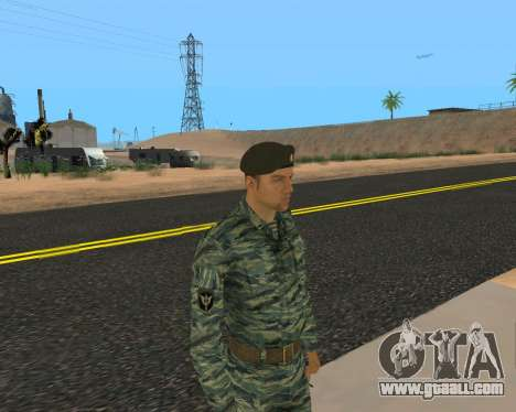 Pak Russian Military for GTA San Andreas tenth screenshot