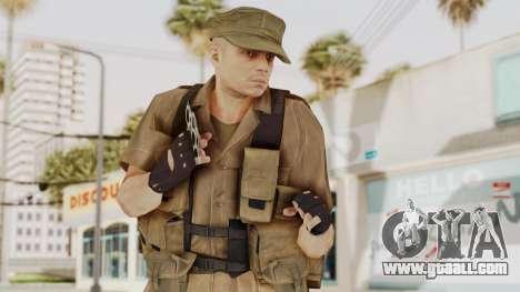 MGSV Phantom Pain CFA Combat Vest 2 v2 for GTA San Andreas
