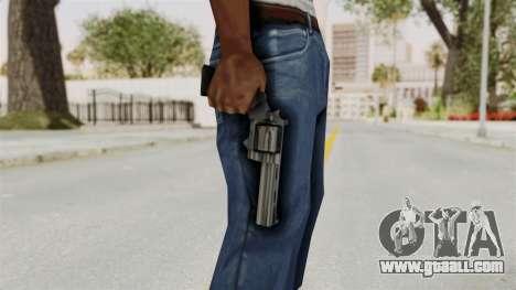 Liberty City Stories Colt Python for GTA San Andreas