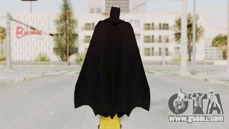 Batman vs. Superman - Batman for GTA San Andreas third screenshot