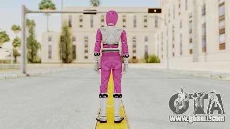 Power Rangers Lost Galaxy - Pink for GTA San Andreas third screenshot