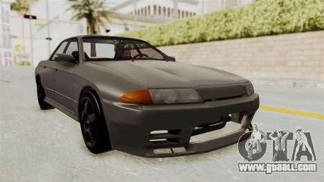 Nissan Skyline R32 4 Door for GTA San Andreas