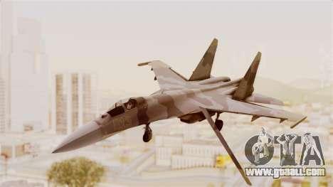 SU-27 Hydra for GTA San Andreas