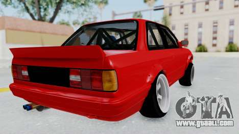 BMW M3 E30 Rocket Bunny Drift Style for GTA San Andreas right view