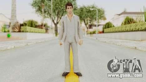 Scarface Tony Montana Suit v1 for GTA San Andreas second screenshot