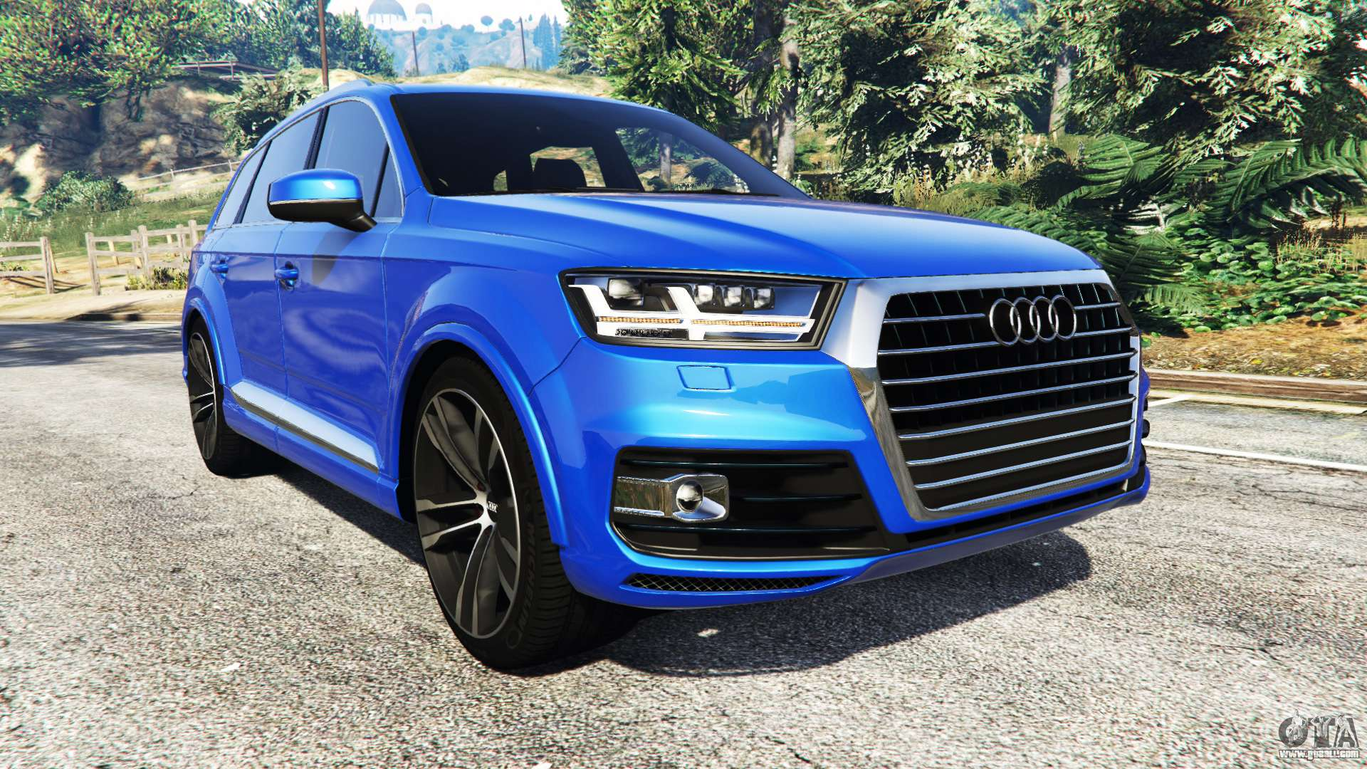 aluminium fit pads to bar running boards abs audi suv side itm steps