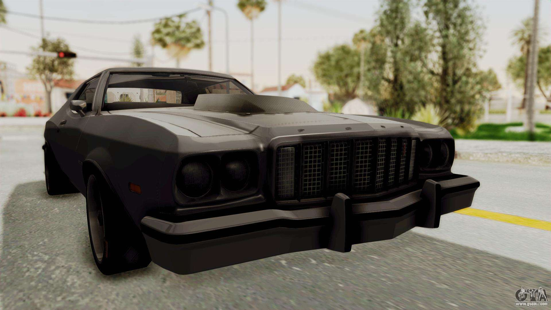 ford gran torino 1975 special edition for gta san andreas. Black Bedroom Furniture Sets. Home Design Ideas
