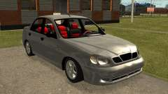 Daewoo Lanos (Sens) 2004 v2.0 by Greedy for GTA San Andreas