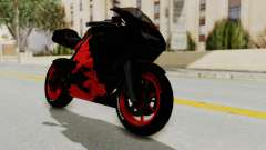 Bati Batik Hellboy Motorcycle v3 for GTA San Andreas