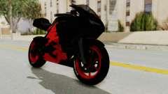 Bati Batik Hellboy Motorcycle v3