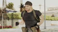 MGSV Phantom Pain RC Soldier T-shirt v1