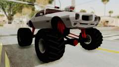 Pontiac Firebird 1970 Monster Truck for GTA San Andreas