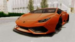 Lamborghini Huracan Libertywalk Kato Design