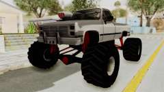 Chevrolet Silverado Classic 1985 Monster Truck for GTA San Andreas