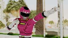 Power Rangers Turbo - Pink