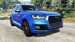 Audi Q7 2015 [rims2] for GTA 5