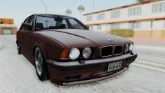 BMW 525i E34 1994 SA Plate for GTA San Andreas
