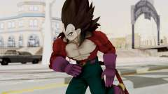 Dragon Ball Xenoverse Vegeta SSj4 for GTA San Andreas