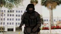 MGSV Phantom Pain Cipher XOF Afghanistan No Mask for GTA San Andreas