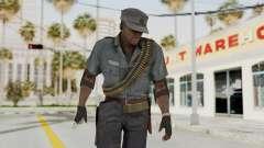 MGSV Phantom Pain Zero Risk Security LMG v1 for GTA San Andreas