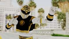 Mighty Morphin Power Rangers - White for GTA San Andreas