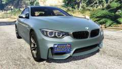 BMW M4 GTS for GTA 5