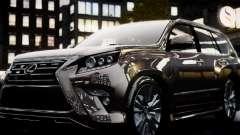 Lexsus GX460