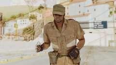 MGSV Phantom Pain CFA Soldier v1