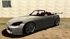 Honda S2000 MA Tunning for GTA San Andreas