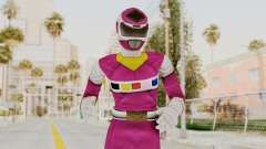 Power Rangers In Space - Pink