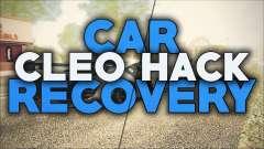 CarRecovery for GTA San Andreas