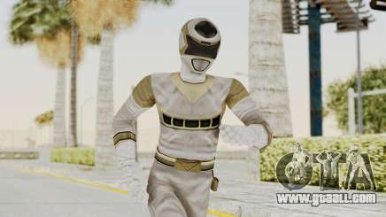 Power Rangers In Space - Silver for GTA San Andreas