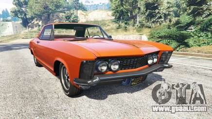 Buick Riviera 1963 for GTA 5