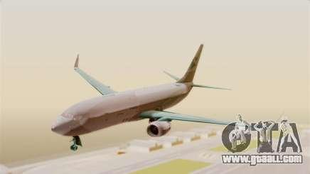Boeing 737-3U3 Garuda Indonesia for GTA San Andreas