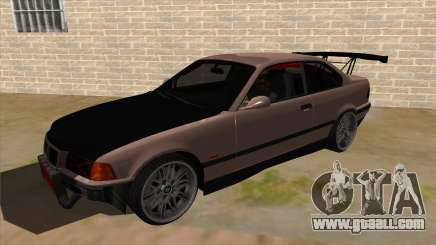 BMW M3 Drift Missile for GTA San Andreas