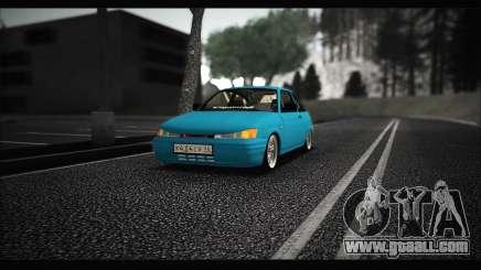 VAZ 21123 for GTA San Andreas