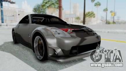 Nissan 350Z V6 Power for GTA San Andreas